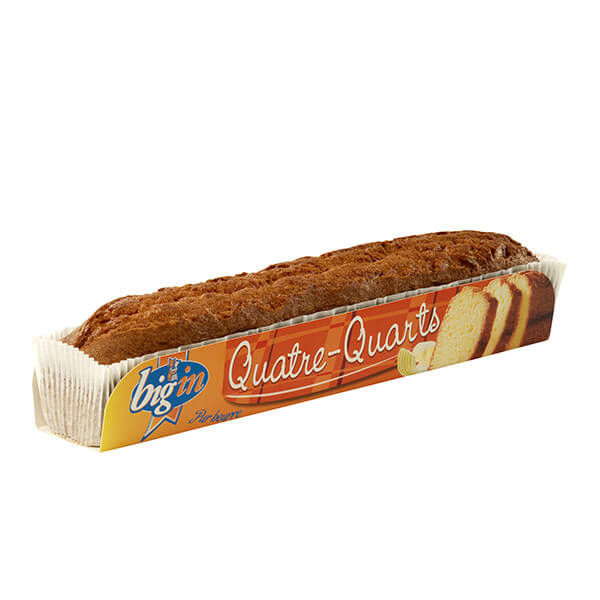 Brioche Big'in - Quatre Quarts Familial